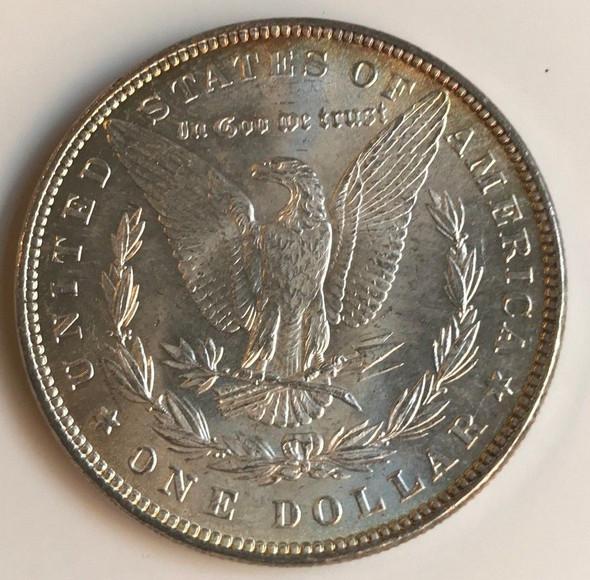 1882 Morgan Silver Dollar Beautiful Tone
