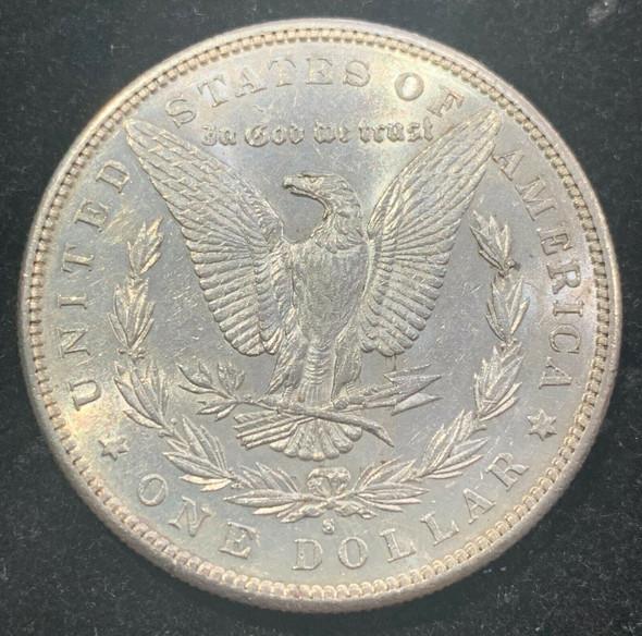 1885-S Silver Morgan Dollar