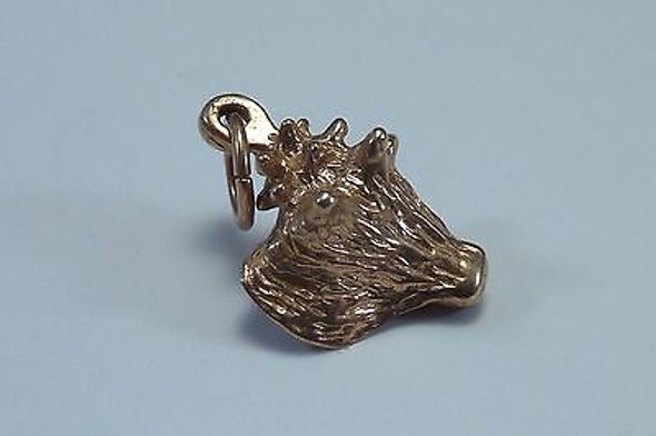"14K Yellow Gold ""Conch Shell"" Charm"