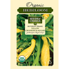 This easy-to-grow, heirloom, yellow summer squash produces abundant fruits with graceful necks that are famous for flavor.