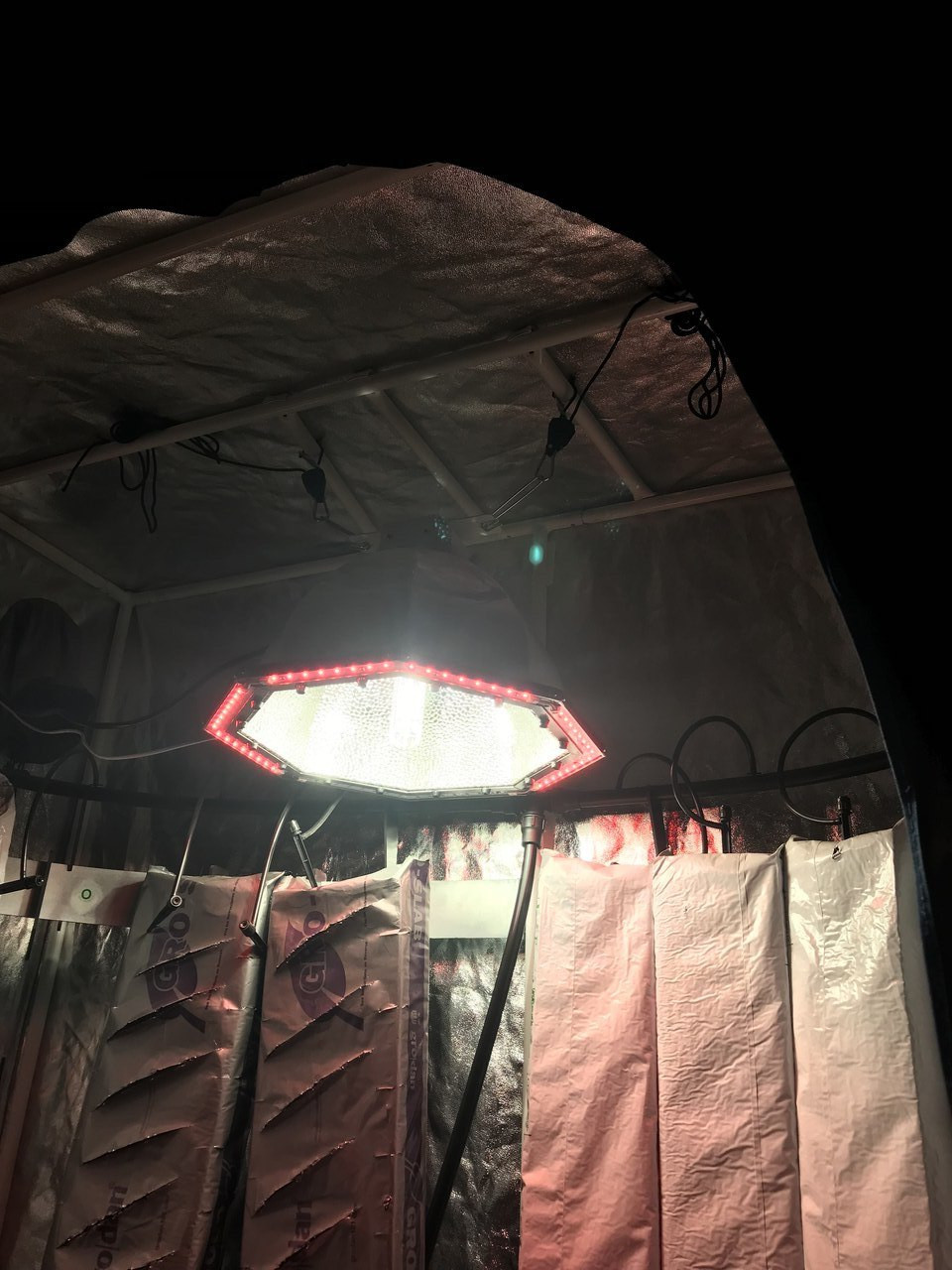 Green Rooster 315 CMH LED Combo Light