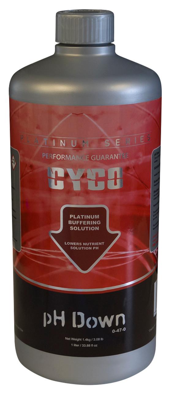 CYCO pH Down 1 Liter