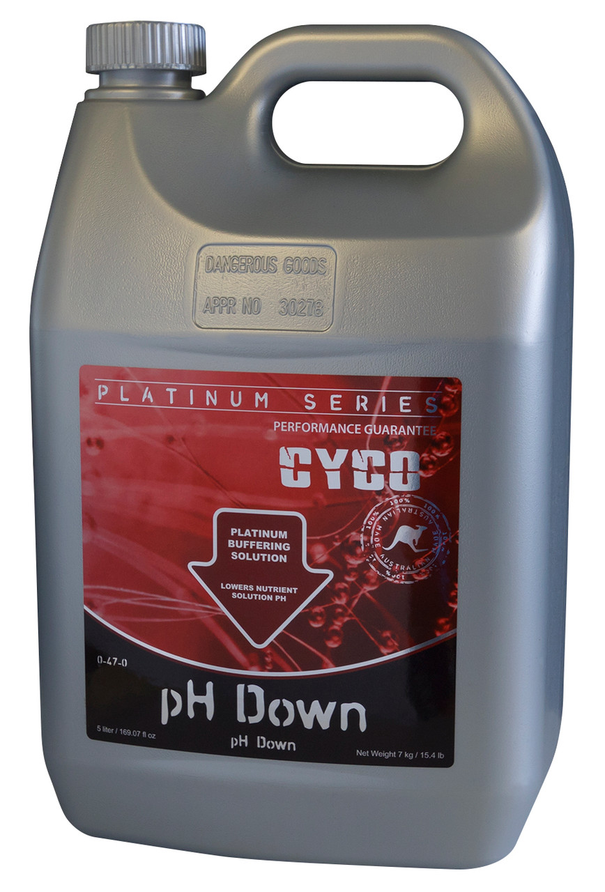 CYCO pH Down 5 Liter