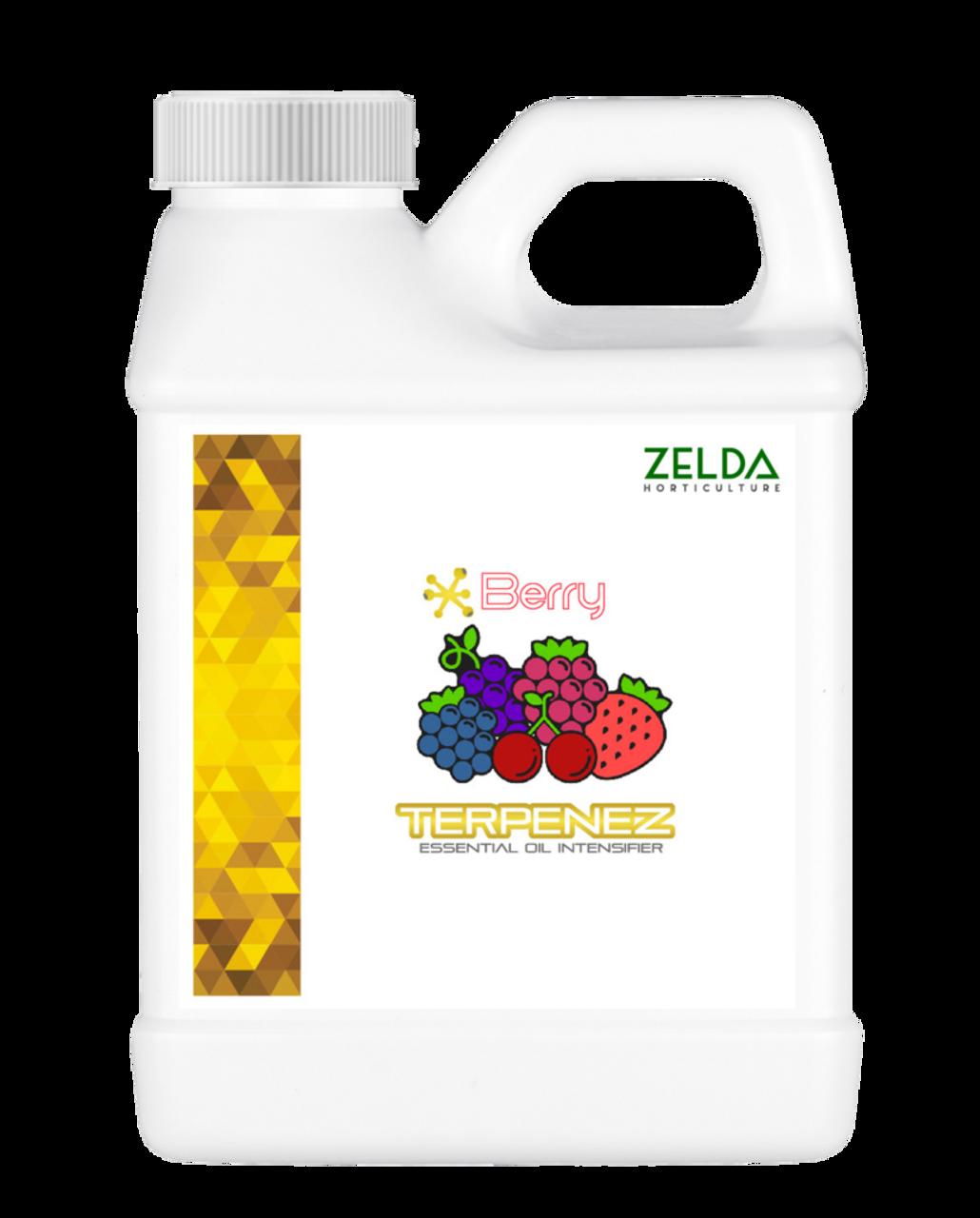 Terpenez - Berry Essential Oil Intensifier- Quart