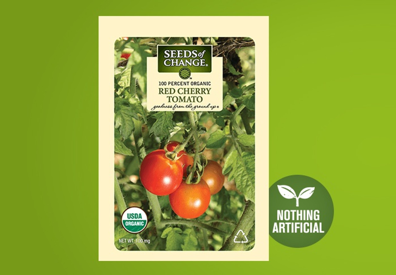 This variety produces prolific, indeterminate vines that bear large, red cherry tomatoes with rich, full-bodied, mildly acidic flavor. Vines need staking.