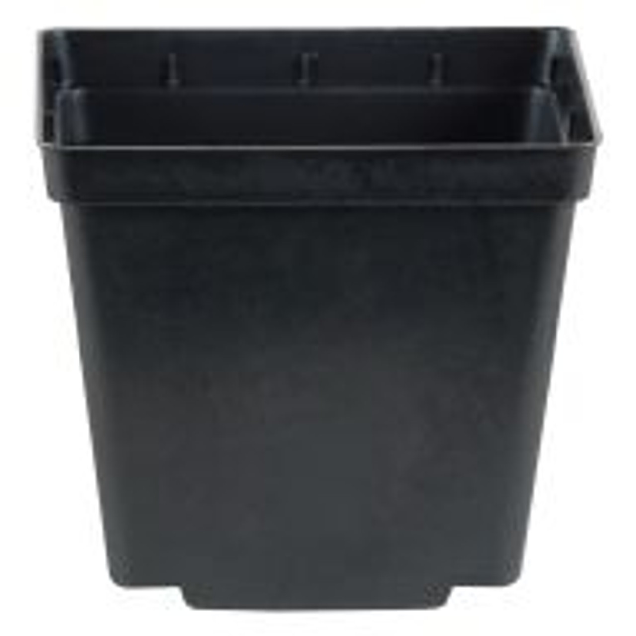 Kord Square Pots are stackable, sturdy and reusable for years.