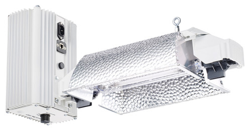 The new Gavita Pro line e-series complete fixtures are next generation professional grow light solutions. Using high-output, high frequency lamps, the Gavita Pro 1000 e-series ballasts are now capable of being remote controlled by the Gavita Master Controller.