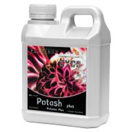 Cyco Potash Plus (0-4-6) aids in achieving full, high-quality yields. It helps get nutrients and sugars from leaves to plant storage organs, improving overall plant health.