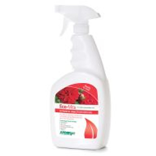 Fast-acting Eco-Mite is an organic pest control product for indoor and outdoor use. Eco-Mite effectively kills and repels mites, aphids, mealybugs, scale crawlers, thrips and whiteflies as well as destroying their eggs and nymphs. This product is environmentally safe and nontoxic to people and pets.