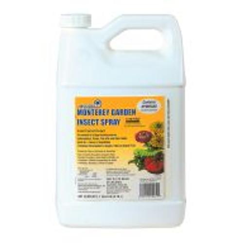 Monterey Garden Insect Spray Concentrate, gal