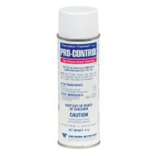 ProControl Total Release aerosol insecticide uses pyrethrin to provide a quick knockout of crawling and flying insects. For residual pest-killing power in areas where food preparation isn't a concern, the ProControl Plus Total Release Fogger packs the added punch of cyfluthrin. These six-ounce foggers each treat up to 5,000 cu ft of unobstructed space. Read and carefully follow included directions.