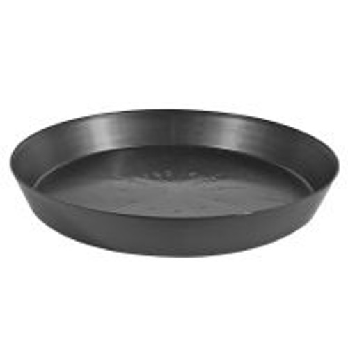 """The impressive 20"""" Large Garden Saucer keeps drainage from going where it shouldn't! Made from recycled plastic, this handy saucer bends without breaking, and it's sturdy enough to be used indoors or out in all weather conditions."""