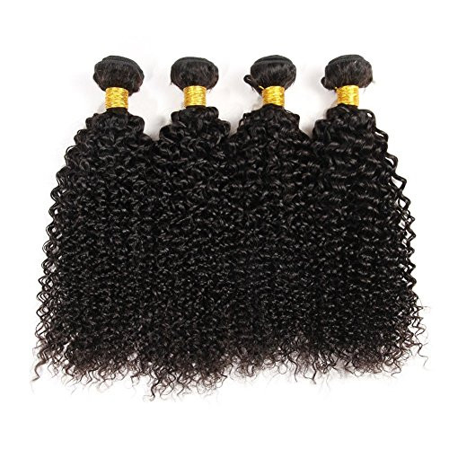 Brazilian Tight Coil Hair Extensions