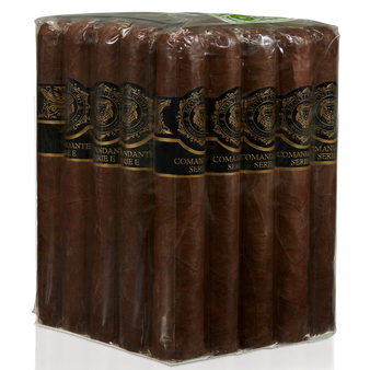 Comandante Serie E ~ Bundle ~ 25 Cigars