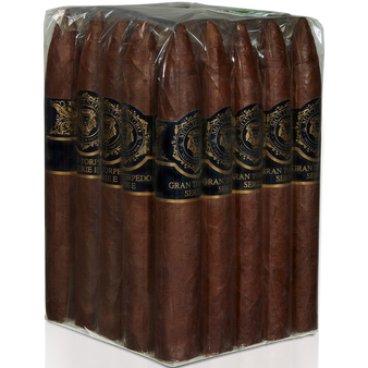 Gran Torpedo Serie E ~ Bundle ~ 25 Cigars