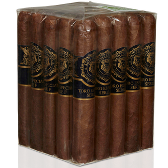 Toro Especial Serie F ~ Bundle ~ 25 Cigars