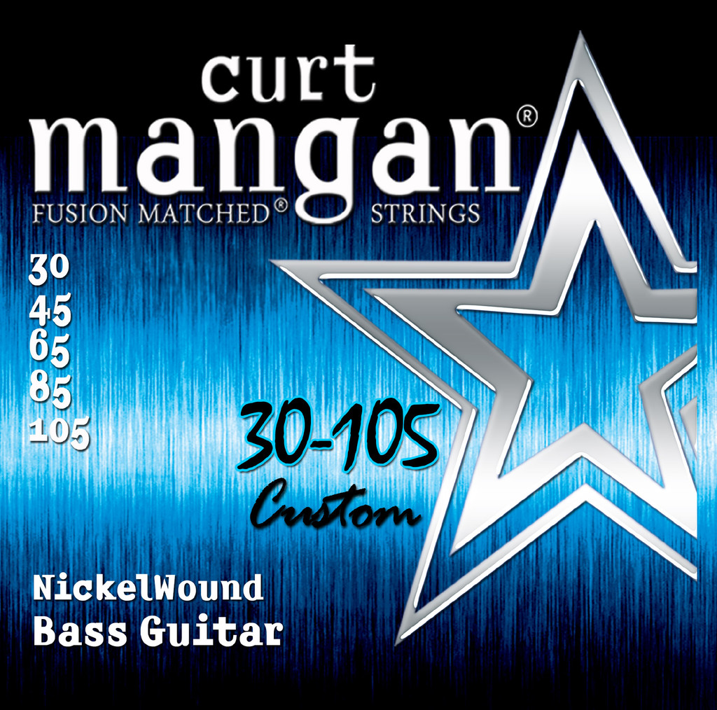 30-105 Nickel Wound 5-String Bass