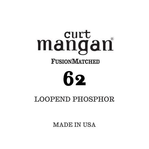 62 Loop End Phosphor Single String
