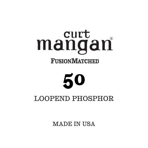 50 Loop End Phosphor Single String