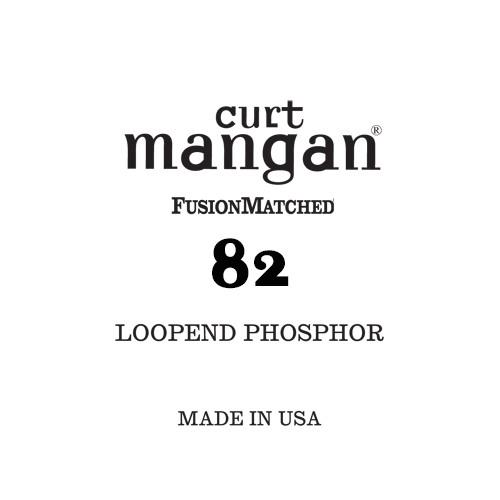 82 Loop End Phosphor Single String