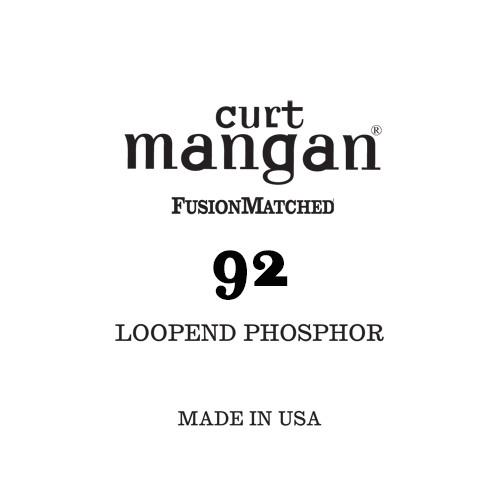 92 Loop End Phosphor Single String