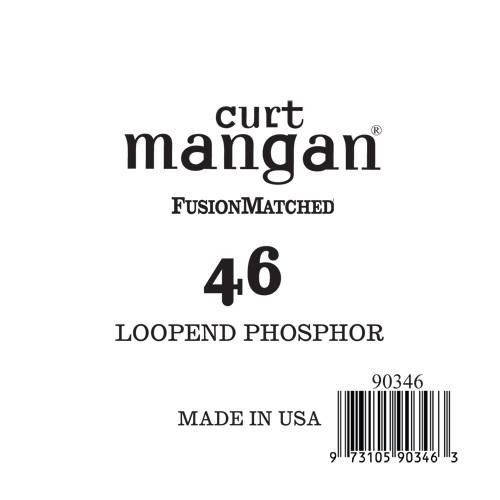 .46 Loop End Phosphor Single String