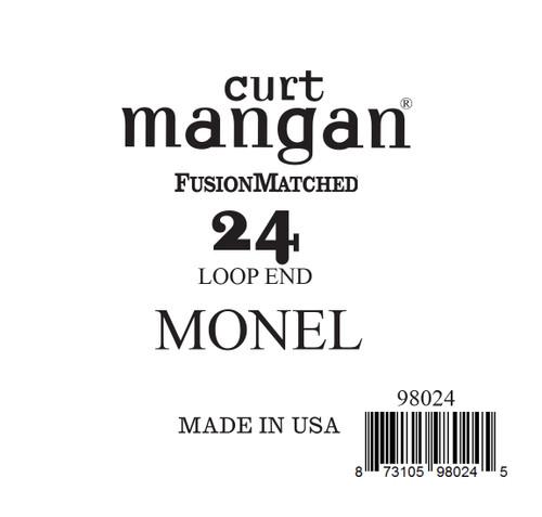 24 Monel LOOP END Single String