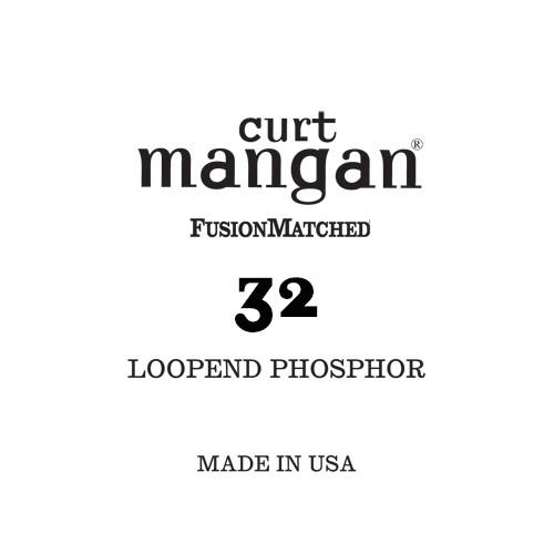 32 Loop End Phosphor Single String