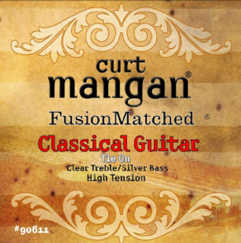 High Tension Classical (Clear/Silver)