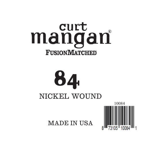 84 Nickel Wound Ball End