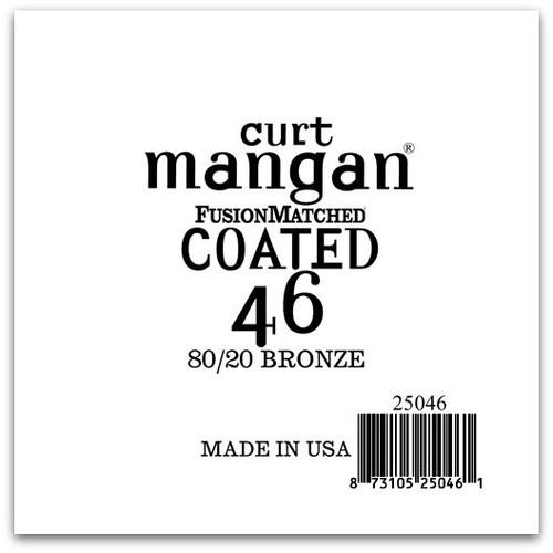 46 80/20 Bronze COATED Single String