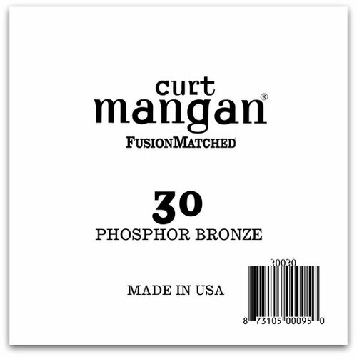 30 PhosPhor Bronze Single String