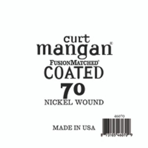 70 Nickel Bass COATED