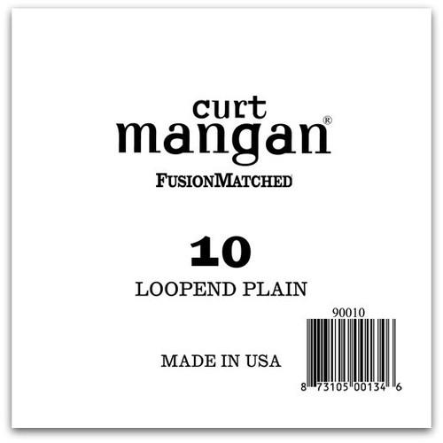 10 Plain Loop End Single String