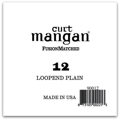 12 Loop End Plain Single String