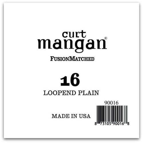 16 Plain Loop End Single String