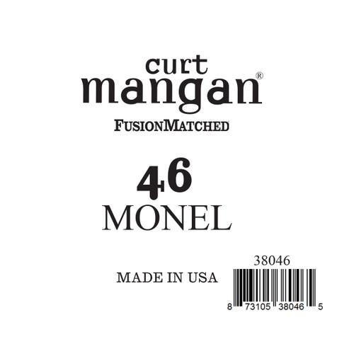 46 Monel Ball End Single String