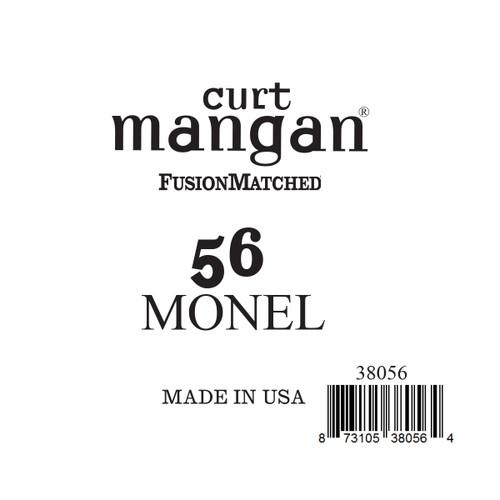 56 Monel Ball End Single String
