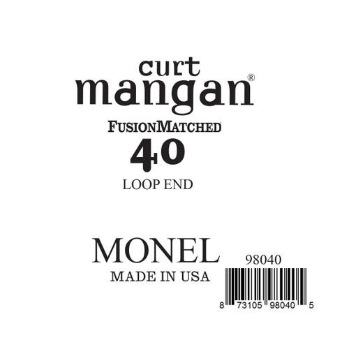 40 Monel LOOP END Single String