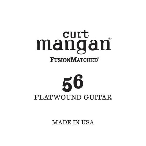 56 Flatwound Guitar Single String