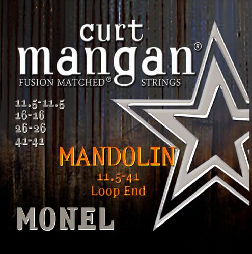 Monel Mandolin 11.5-41
