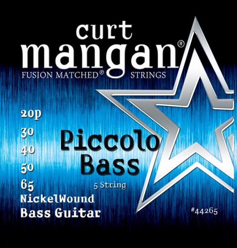 Piccolo Bass 5 String Set
