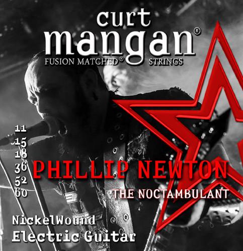 Phillip Newton's Custom Signature 11-60 Nickel Wound