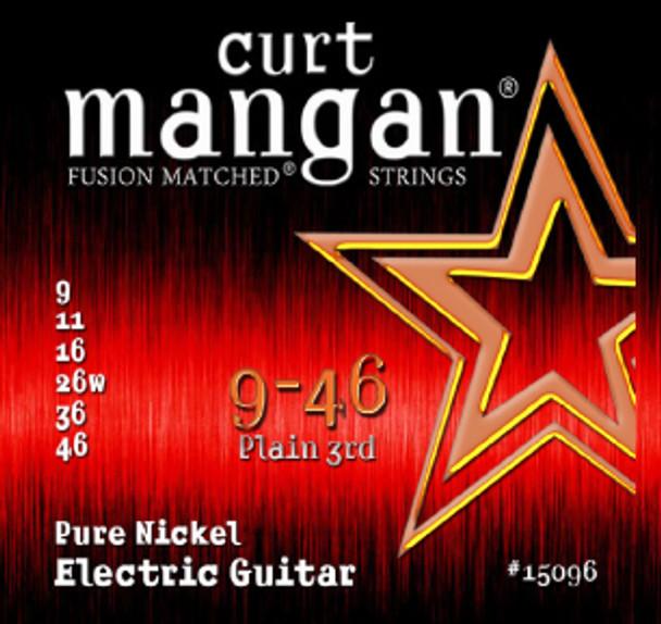 09-46 Pure Nickel Guitar Strings
