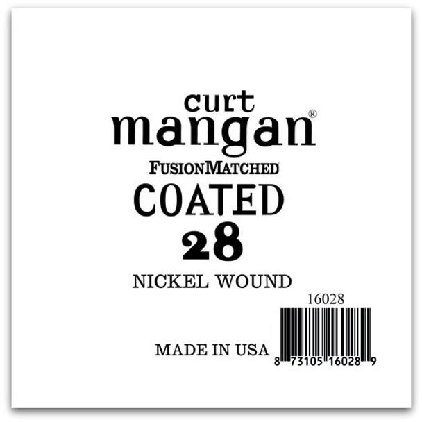 28 Nickel-Plated Steel COATED Single String