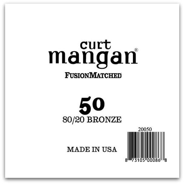50 80/20 Bronze Single String