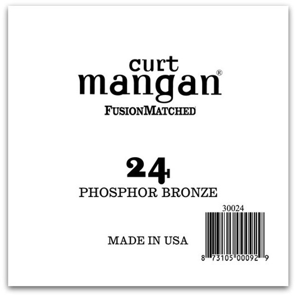 24 PhosPhor Bronze Single String