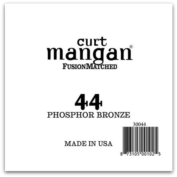 44 PhosPhor Bronze Single String