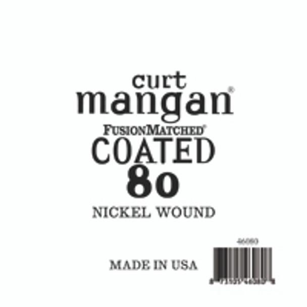 80 Nickel Bass COATED