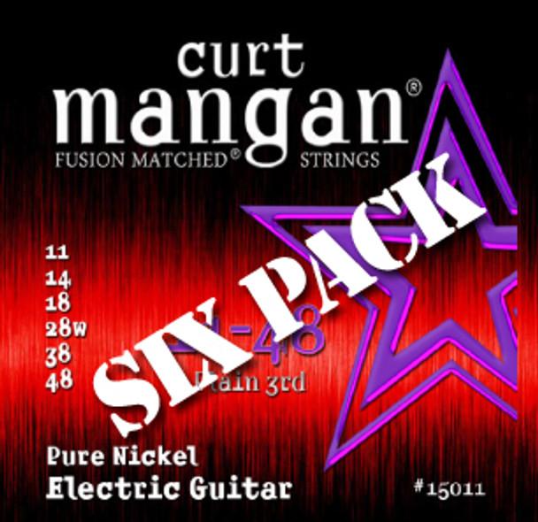 11-48 Pure Nickel Six Pack
